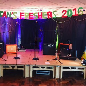 Freshers' Stage
