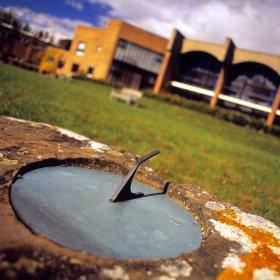 St Aidan's College Sundial
