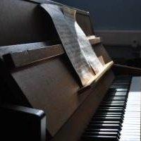 Music Room Piano